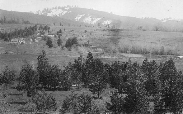 Halfway, Baker County, Oregon